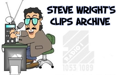 Steve Wright's sound Bytes Archive
